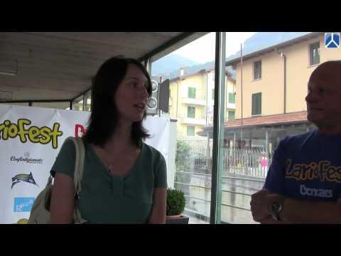 Lago di Como - Alto Lago - Gravedona ed Uniti Consegna fiat 500 alla fortunata vincitrice