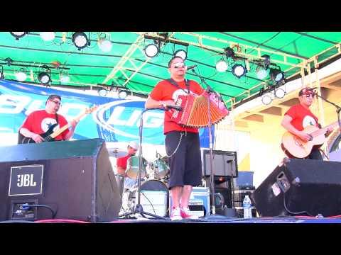 Mando y La Venganza @ Tejano Music Fan Fair 2013 in San Antonio,Tx. Video - 2
