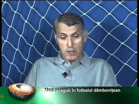 Arena Sportiva - Mari nereguli in fotbalul dambovitean