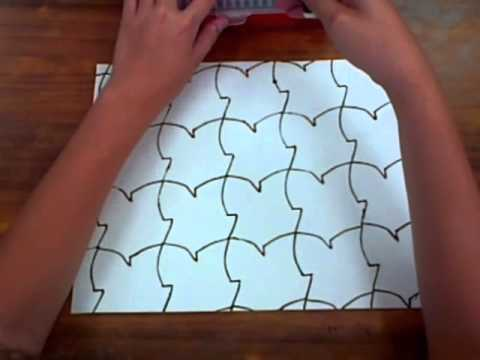 How To Make A Tessellation