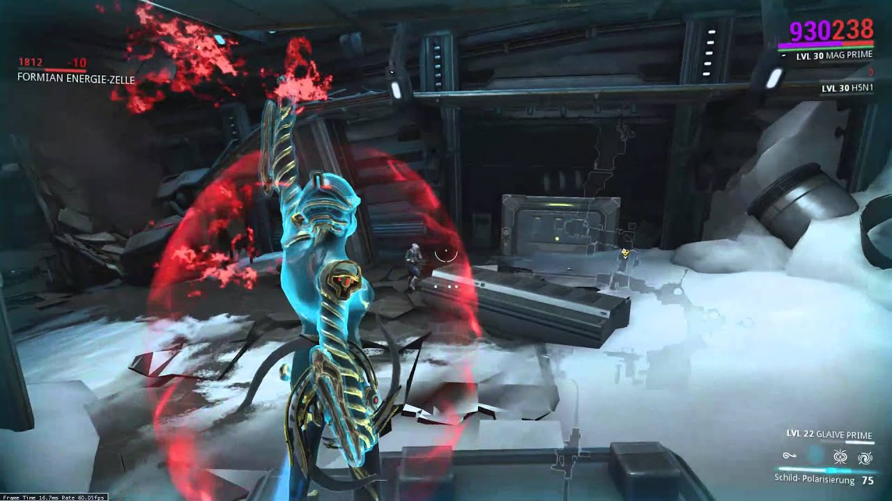 Warframe - Tactical Alert: Overtake - SOLO with Mag and ...