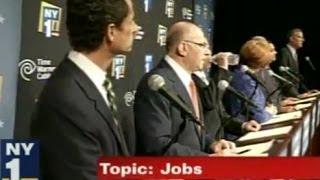 2013 Primary Mayoral Debate: 8-21-13