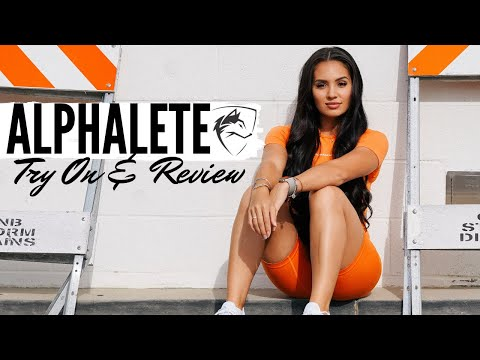 alphalete-revival-try-on-&-review