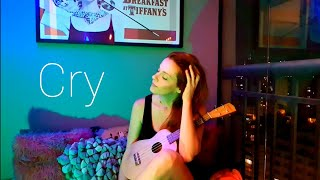 Cinthya Hussey - Cry  (Cigarettes After Sex - ukulele cover)