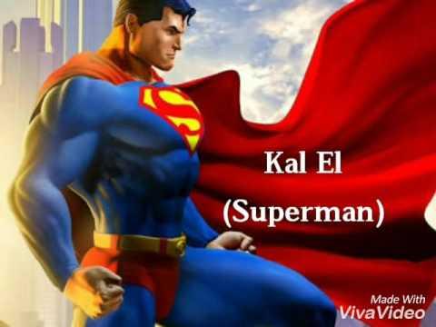 Superhero Real Names (Dc Comics) Part 1