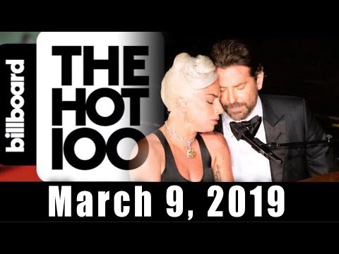 "Billboard Hot 100 Top 10 | Lady Gaga x Bradley Cooper's ""Shallow"" is officially #1 after Oscar Mp3"