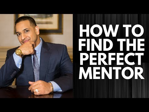 How to Find the Perfect Mentor