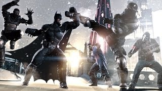 Batman Arkham Origins #01: Primeira Gameplay - Combate com Choque - Xbox 360 / PS3 / Wii U