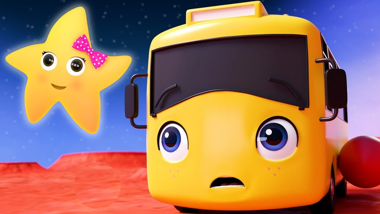 Rock-a-Bye Buster! | +More Go Buster: Nursery Rhymes | Baby Cartoons & Kids Videos | ABCs & 123s