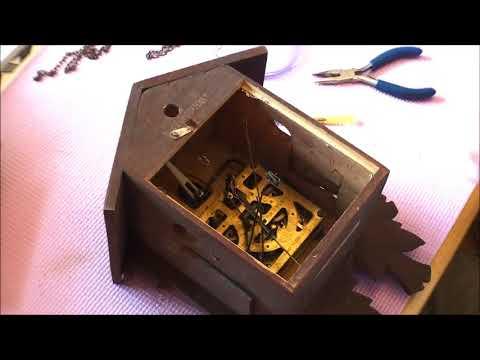 How To Oil A Clock Clock Repair Doovi