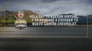 Elige tu camión Chevrolet l Hechos para seguir abriendo caminos.