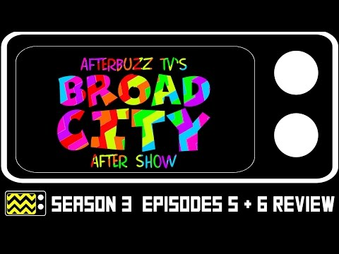 Broad City Season 3 Episodes 5 & 6 Review & After Show | AfterBuzz TV