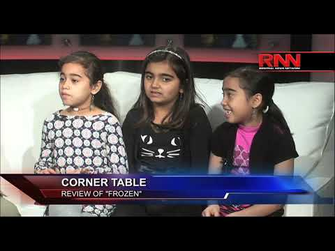 "Corner Table - Review of ""Frozen"""