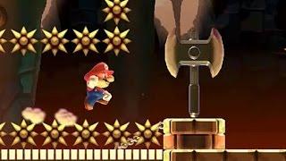 Super Mario Maker - Castle's Enigma
