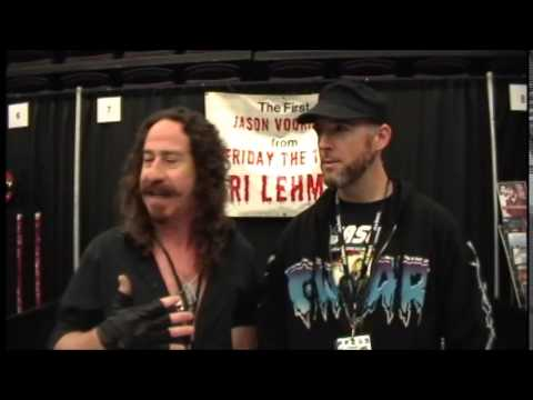 Ari Lehman Interview at Scare a Con 2014 streaming vf