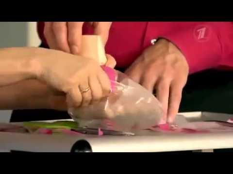 педикюр японские носочки отзывы