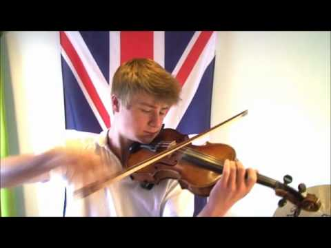Sing - Gary Barlow & The Commonwealth Band (violin cover)
