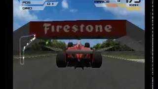 Planet One special #1: Formula 1 2001 ps1 crazy glitches (full video)