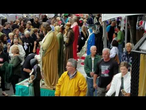 St  Nicholas of Tolentine Church Italian Festival   10 2 16