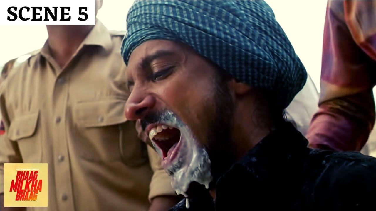 Bhaag Milkha Bhaag | Scene 5 | भाग मिल्खा भाग | Farhan Akhtar | Sonam Kapoor | Best Scenes