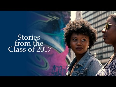 Stories from the Class of 2017