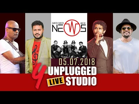 Y Unplugged Live Studio - Sangeeth Wijesooriya | Lahiru Perera