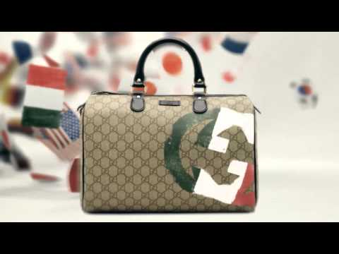 Gucci Presents: The GG Flag Collection