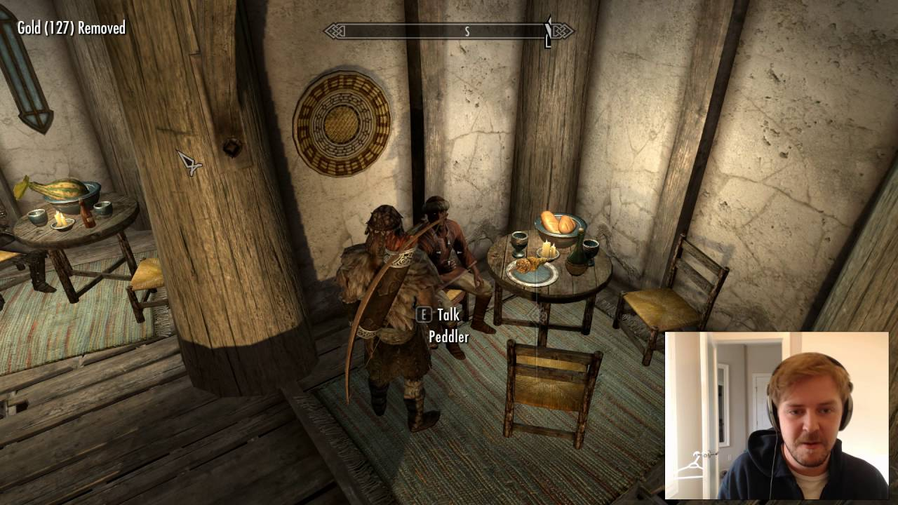 Skyrim modder creates mysterious potion and has no clue what