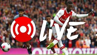 WHAT A COMEBACK! | Arsenal 3-2 Aston Villa | Arsenal Nation LIVE analysis