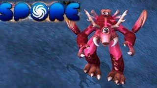 Прохождение игры SPORE™ Эволюция животных игра СПОР! #3