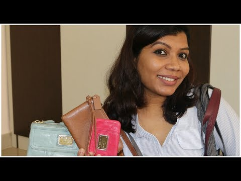 HANDBAG COLLECTION | Michael kors, Coach, Fossil, Rosetti