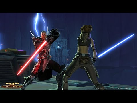 SWTOR Vengeance and
