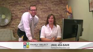 "Family Select Insurance TV Ad ""Special Discount"" - Auto insurance homeowners insurance Louisville KY"