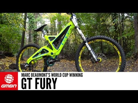 Marc Beaumont's World Cup Winning GT Fury