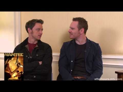 'The YesNo ' With James McAvoy And Michael Fassbender HD
