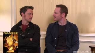 the yesno show with james mcavoy and michael fassbender hd