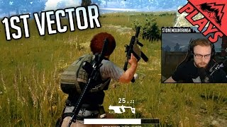 VECTOR RIP - PlayerUnknown's Battlegrounds Squad #27 -StoneMountain64, LevelCapGaming, Kross