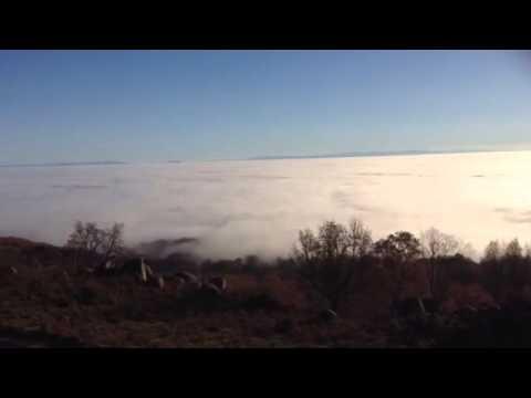 Mar de Nubes Nabia