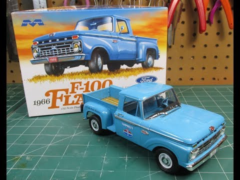 moebius-1/25-1966-ford-f100-flareside-scale-model-kit-build-review-1232