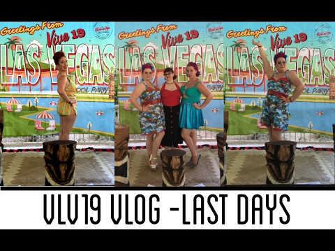 Viva Las Vegas Vlog - Already Dreaming of VLV20