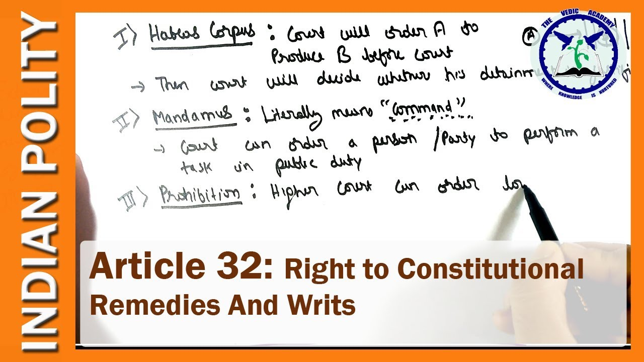 indian constitution article 226