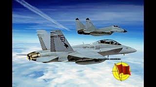 Красный Октябрь - F/A-18 Hornet против МиГ-29 Fulcrum (перевод документального фильма Red October)