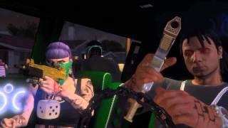 GTA 5 Online PS4 - Mellow Days Chillin Killin N Lowridin'