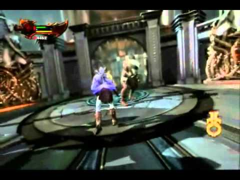 God of war (Cuoc chien giua cac vi than) Part 4
