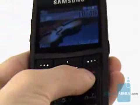 Samsung SGH-X820 Review
