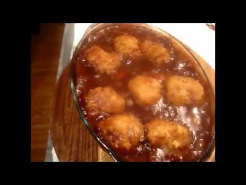 How To Make Beef Stew With Dumplings