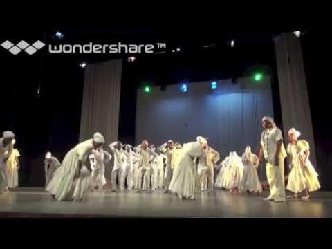 Obatalá at Teatro Mella in Cuba 1/2