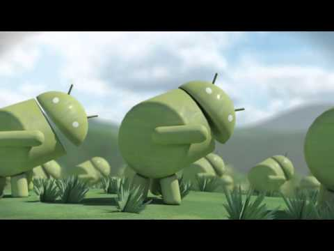 Iphone Vs Android War - Funny Video
