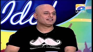 Pakistan Idol Funny Audition Karachi || Funny Contestant at audition