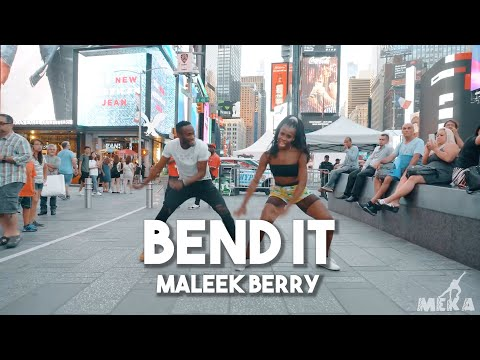 Maleek Berry - Bend It | Meka Oku & JustMeNk Choreography